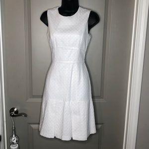 White Calvin Klein Size 4